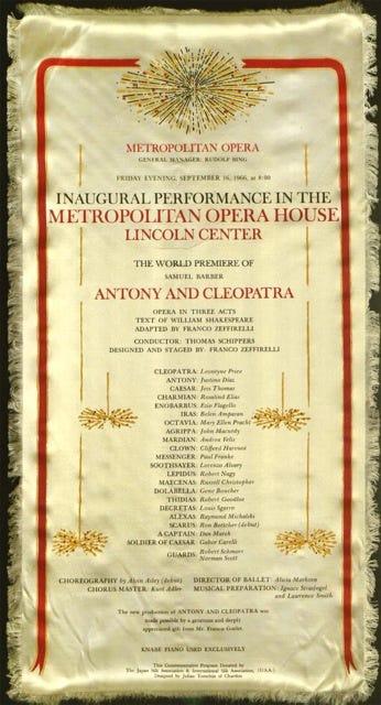 The Genesis Of The Metropolitan Opera House Chandeliers