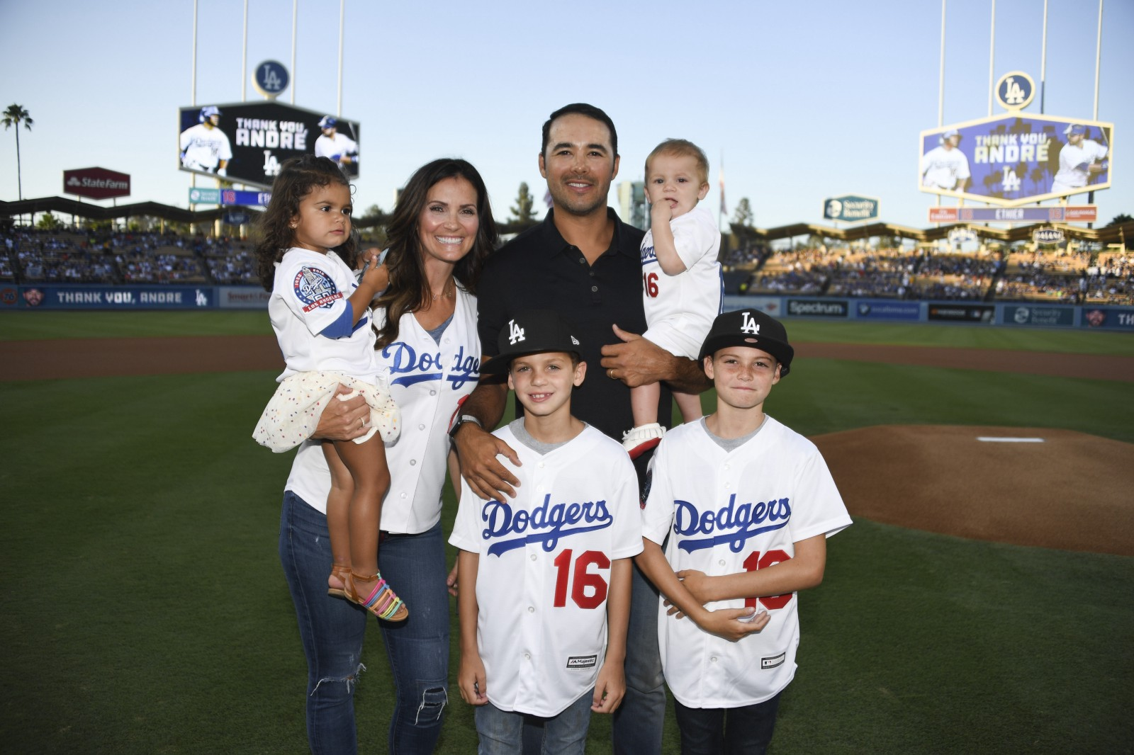 After 12 Years In LA Dodgers Honor Andre Ethier At