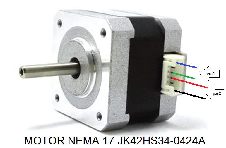 Wiring A Nema 17 Controller Mambohead