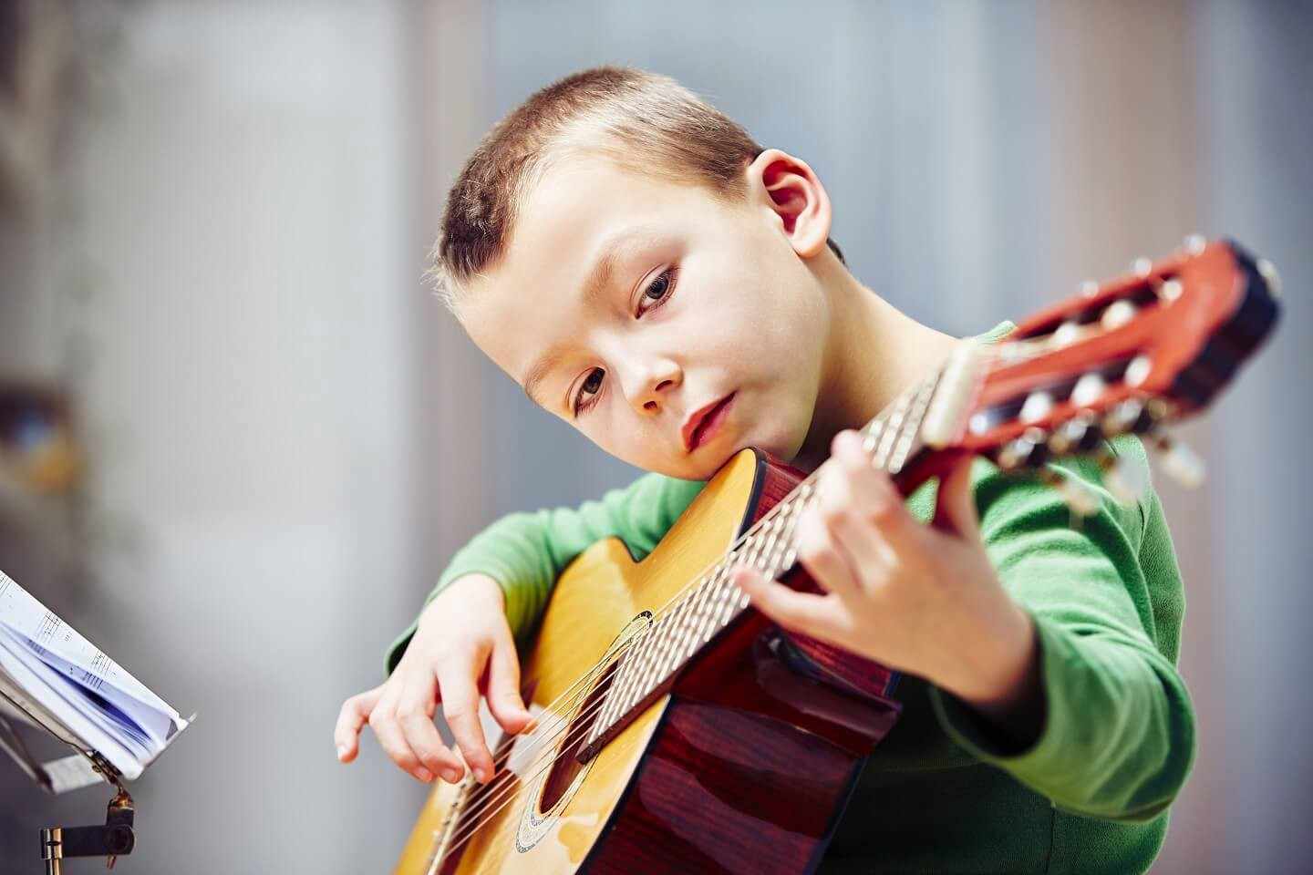 Winter Music Lessons In Kw