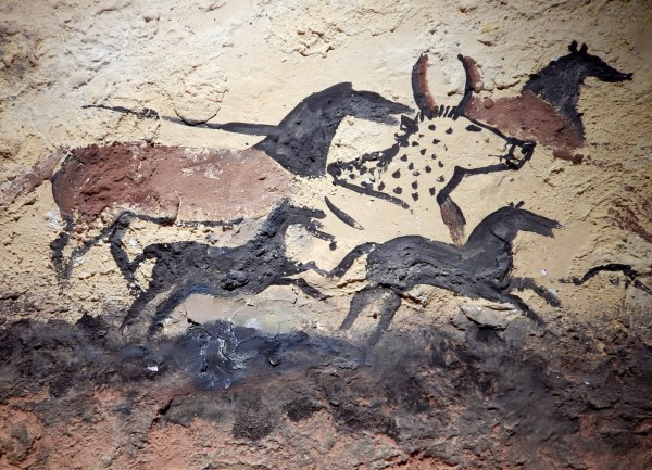 Lascaux Cave Paintings Nature