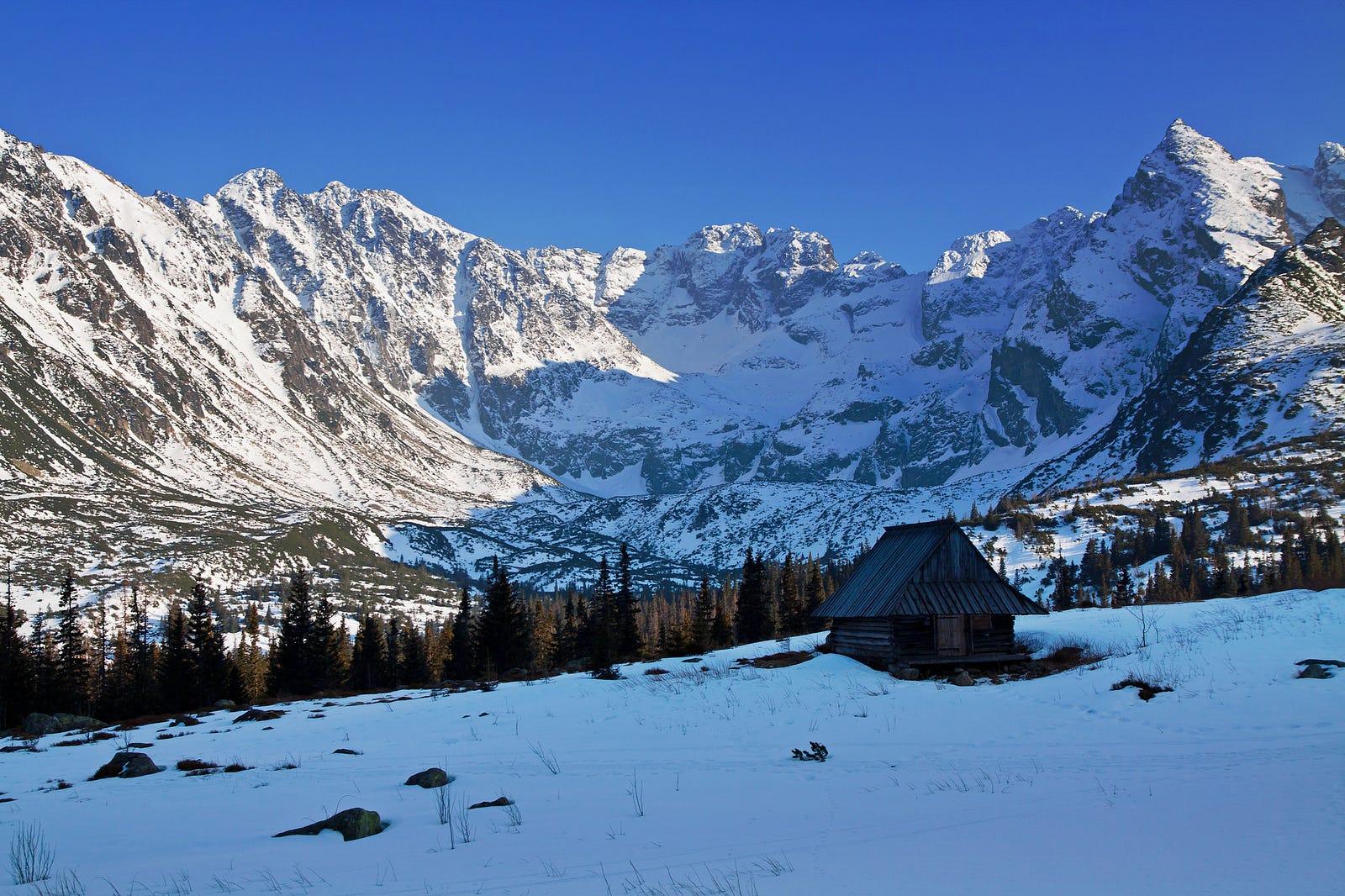 Crosscountry Skiing in Zakopane  Zach Mitchell  Medium