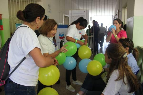 Global Volunteerism Drives Progress Chevron Cr Stories