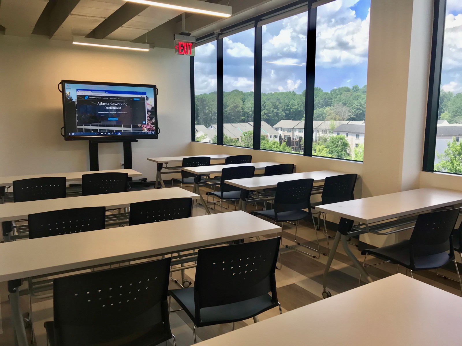 SharedSpace: Expanding and Redefining Atlanta Coworking