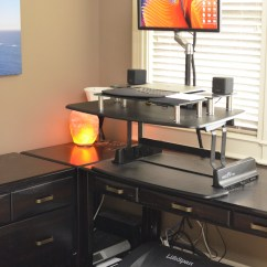 Desk Chair Office Max Revolving Leather Why I Stopped Using Multiple Monitors – Hacker Noon
