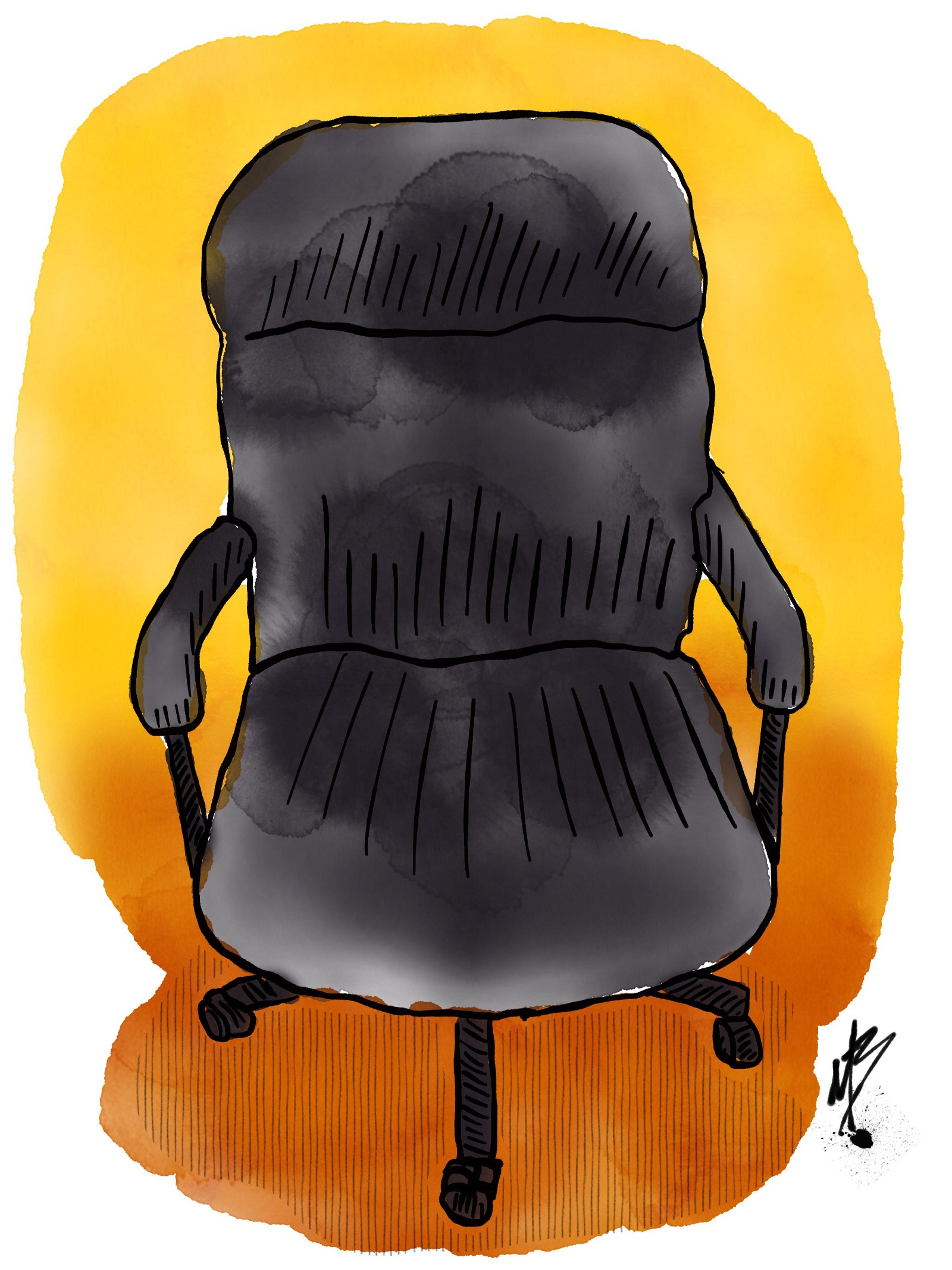 Office Chairs Near Me Life Lessons From A Home Office Chair Art Marketing
