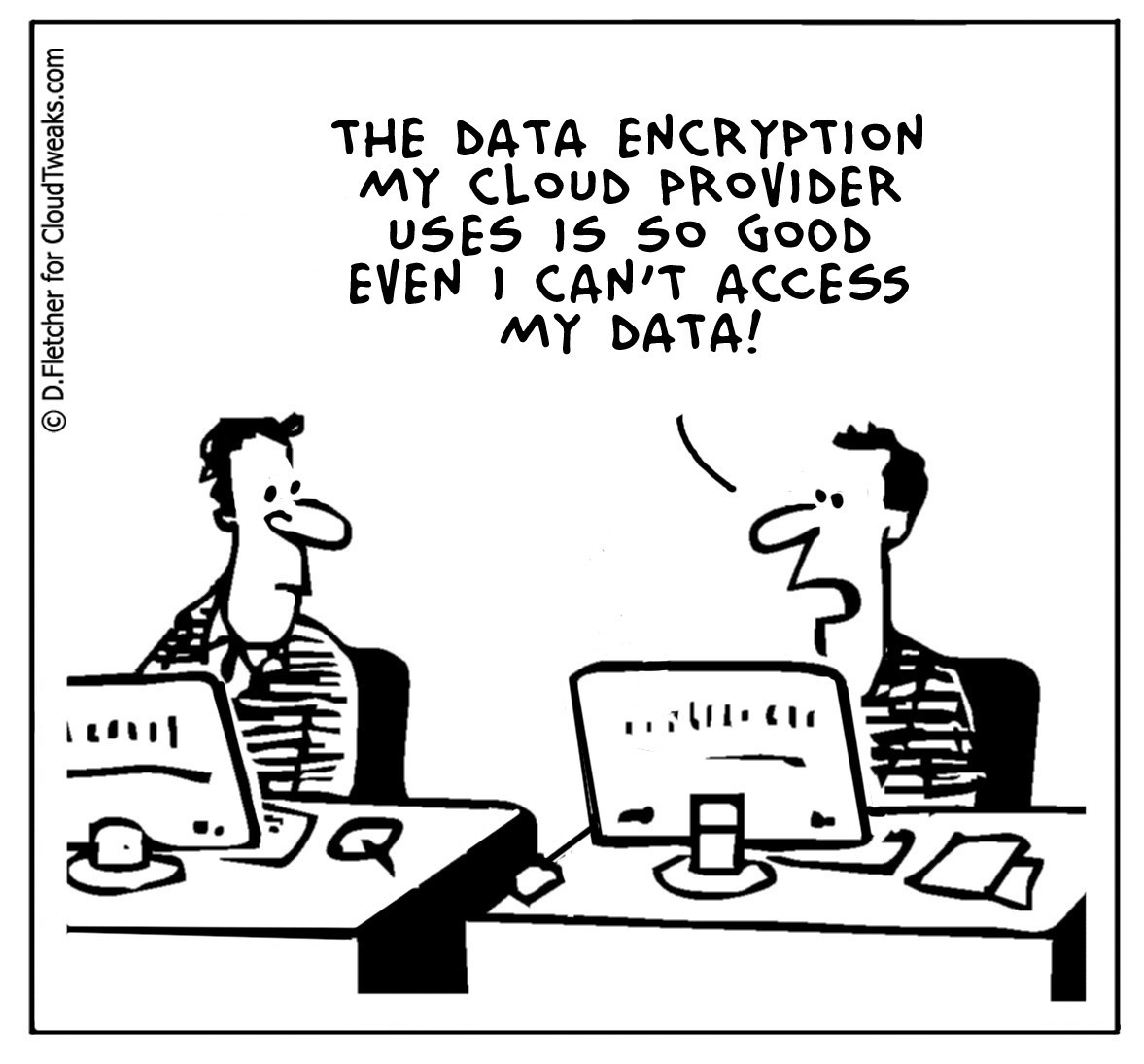 A Look Beyond the Basics of Cloud Database Services: What