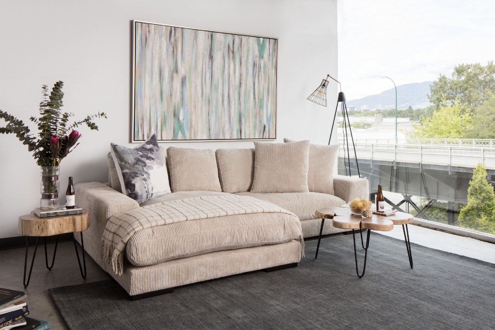 color sofa narrow depth sectional humble hues the five best colors for sofas france son medium if you choose a beige essentially have blank slate around which to build rest of your decor