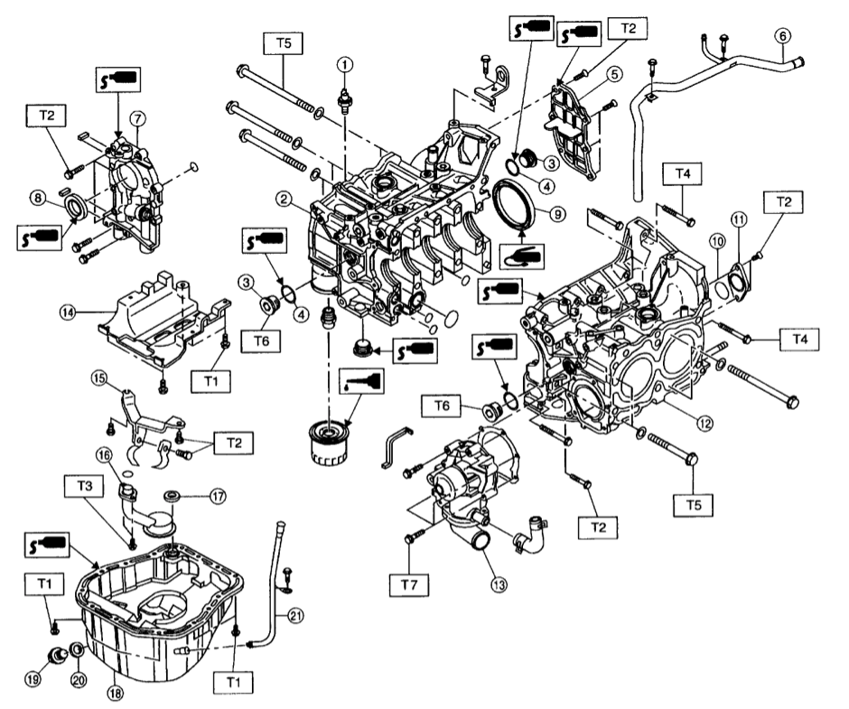 [DIAGRAM] Ecu Wiring Diagram For 1999 Subaru Ej25 FULL