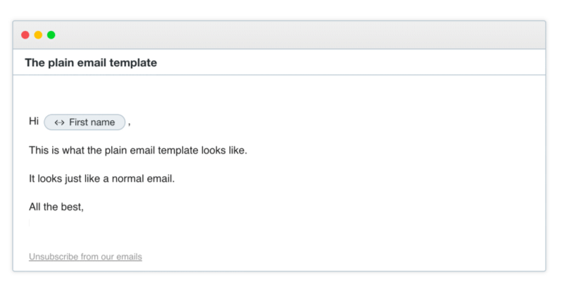 UX in Email Design
