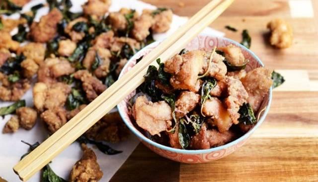 Image result for Ayam Lada Garam Taiwan