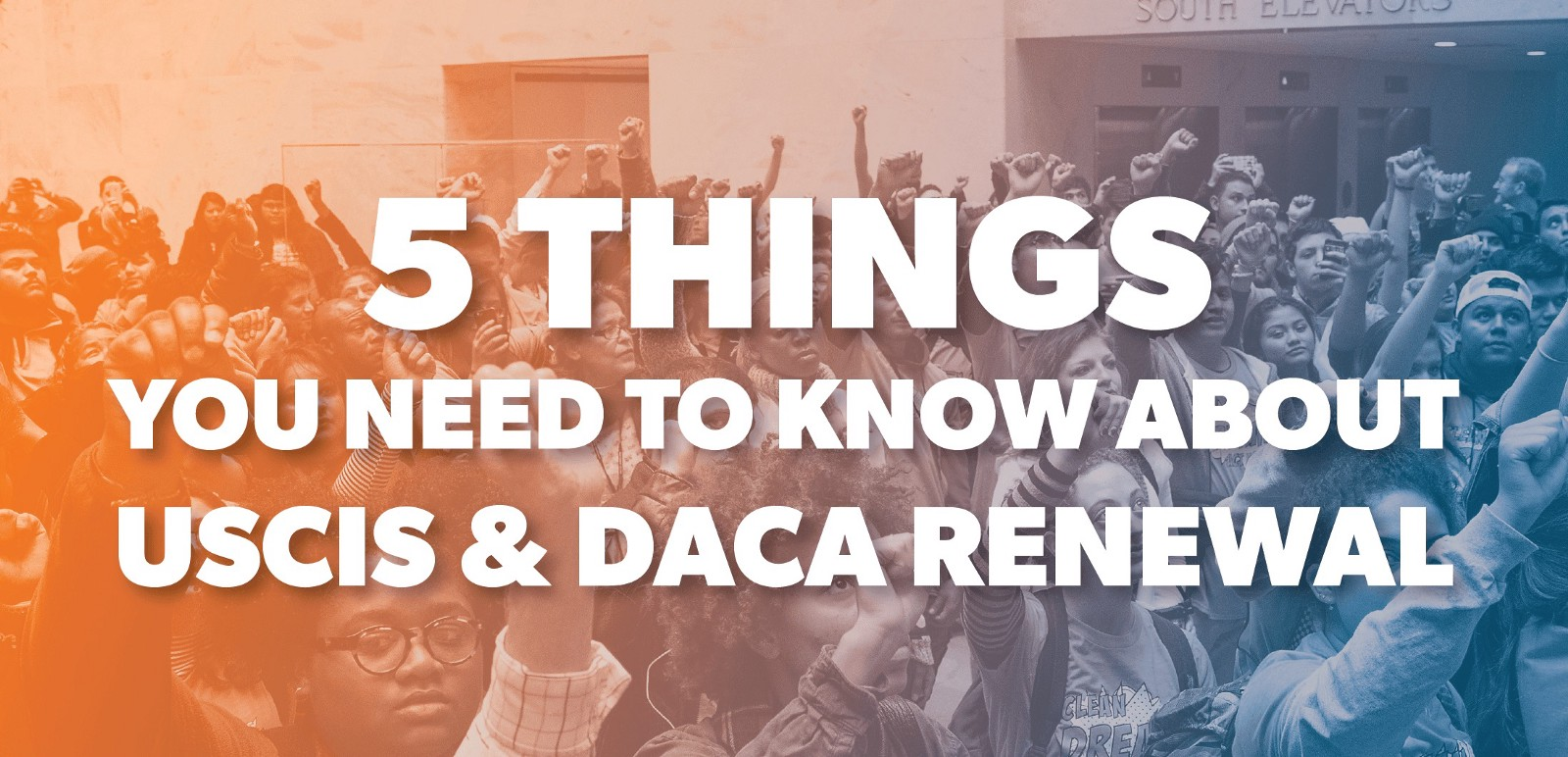 5 Things You Need To Know About Uscis Amp Daca Renewal