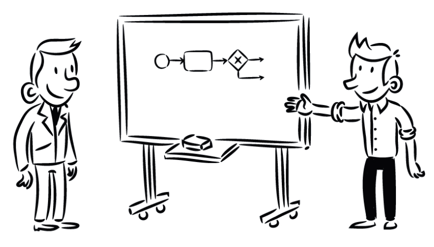 Using BPMN diagrams: pros and cons – Decentralized