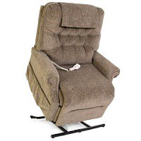 recliner chair hire revolving gst rate in london mobility equipment direct medium the single motor riser has been designed with comfort and style mind it features sumptuous cushioning on backrest armrests