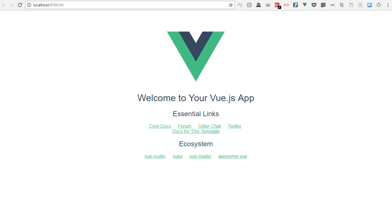 Vue.JS with Visual Studio Code — Getting Started