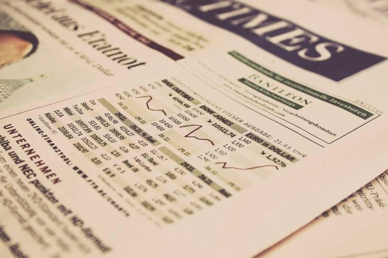 Financial Ratios Python