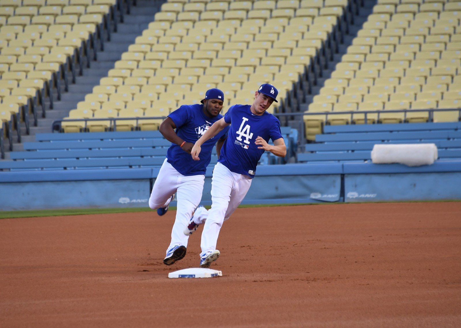 Dodgers World Series opponent brings the offense and