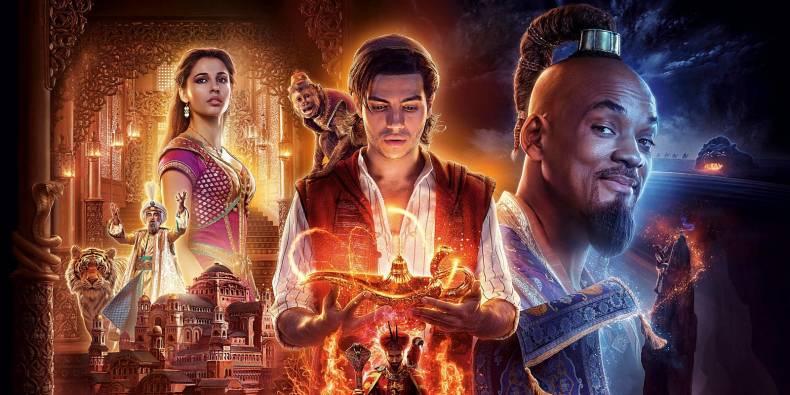Aladdin 2019 online película completa