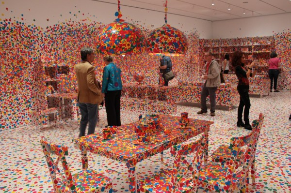 Infinity And Obliteration Room Cleveland Museum Of Art