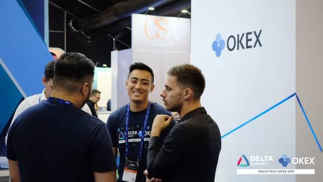 DELTA Summit OKEx Malta Tech Week—DELTA Summit Day 2