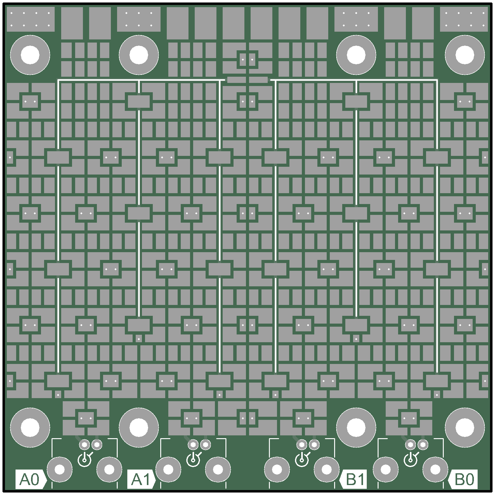 Solderable Perfboard Med Copper Pad Circuit Board