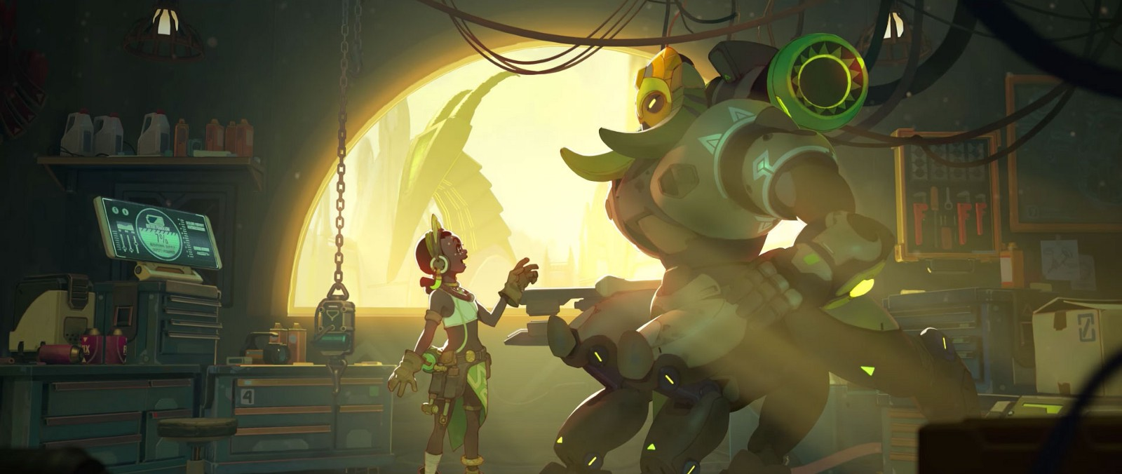 Overwatch Orisa Not Releasing Today Esports