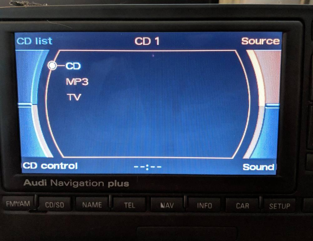 medium resolution of audi navigation plus wiring