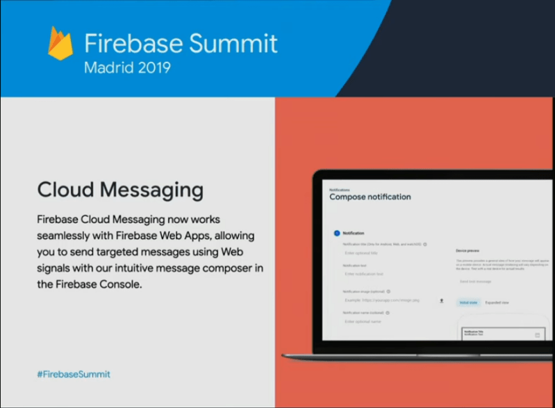 What's New in Firebase 2019…(Cloud Messaging)…