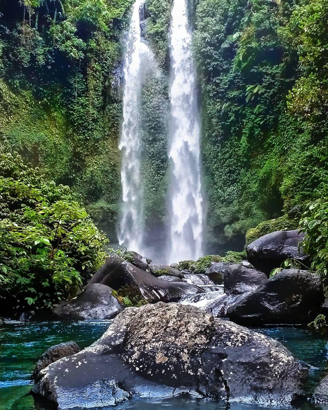 Jelajahi Sisi Lain Wisata Lombok Yuk Ke 10 Air Terjun di