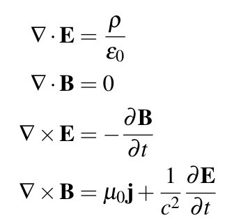 Maxwell's Equations – Dialogue & Discourse