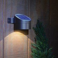 Best Solar Powered Security Lights Outdoor Review External ...