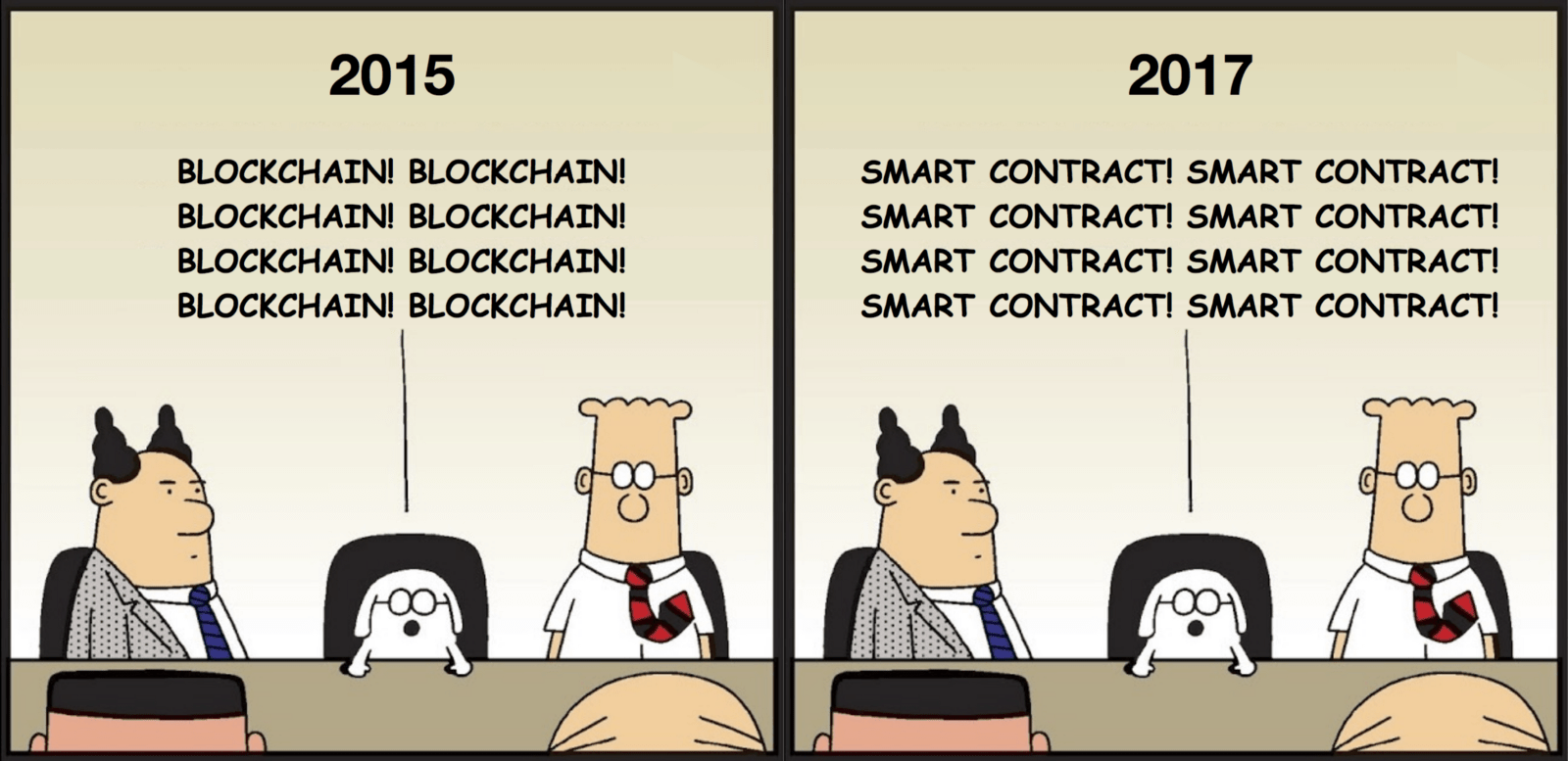 """What's Different About A """"Smart"""" Contract Is That The Conditions Are Both  Evaluated And Executed By Computer Code Making It Trustless."""
