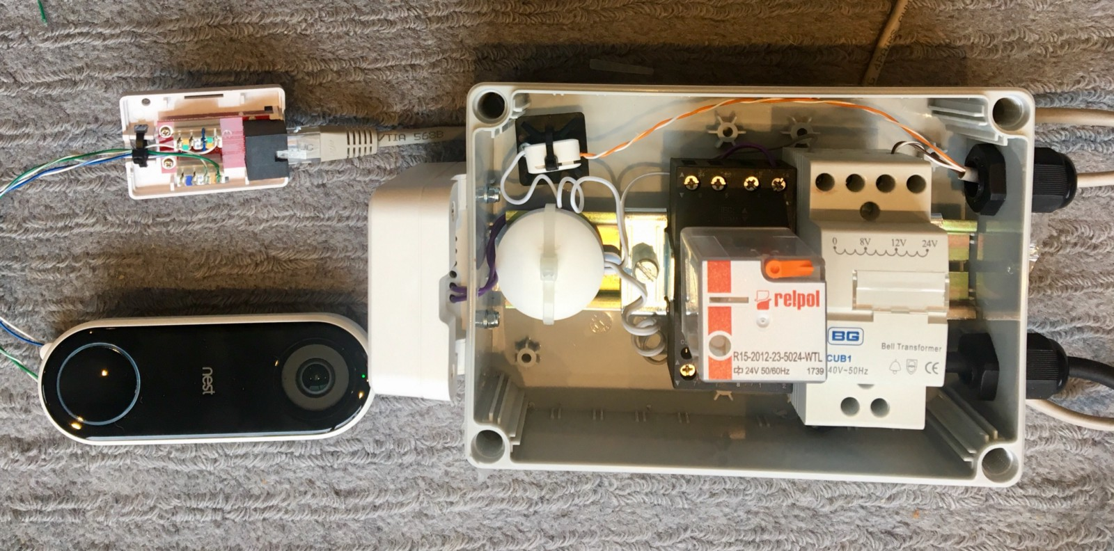 Wiring A Single Doorbell Free Download Wiring Diagrams Pictures