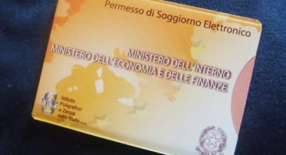 How to obtain Italian Permesso di soggiorno  permission for living