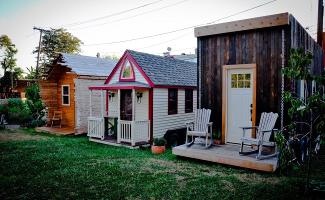Jay Austin S Beautiful Tiny House Also Illegal In Houston