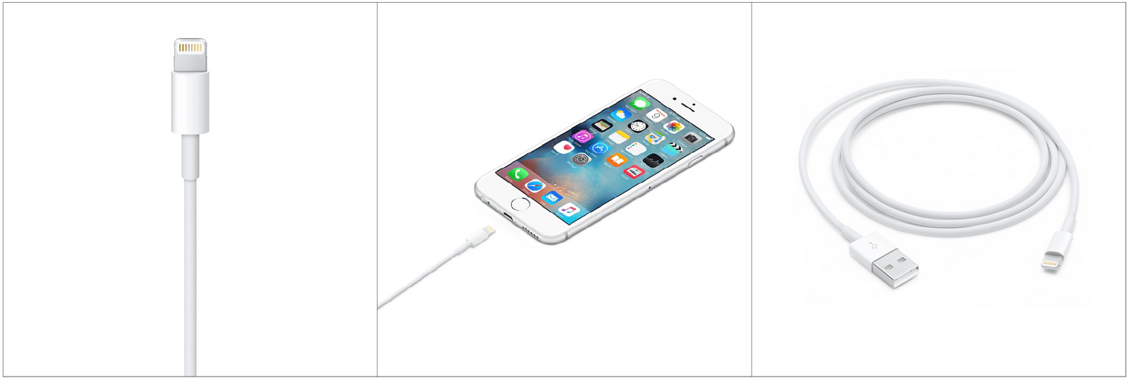 hight resolution of so carrying a digital signal means this apple knows exactly the each and every time you insert a lightning cable to your ios devices whether it s apple or