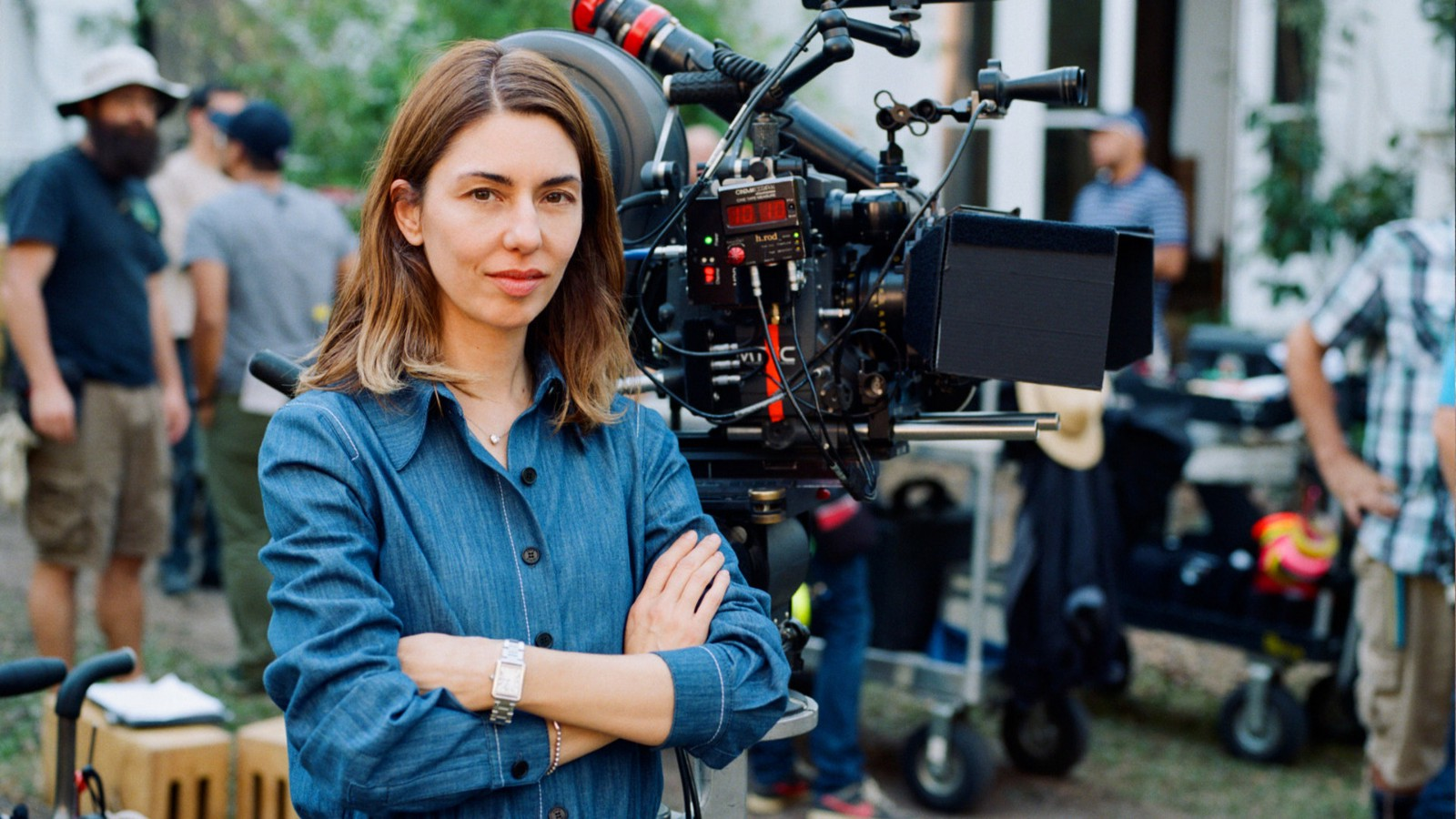Should Sofia Coppola Stay In Her White Lane Sure But