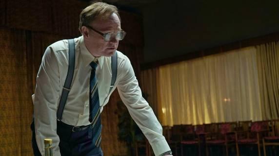 Valery Legasov in Chernobyl series on Hotstar