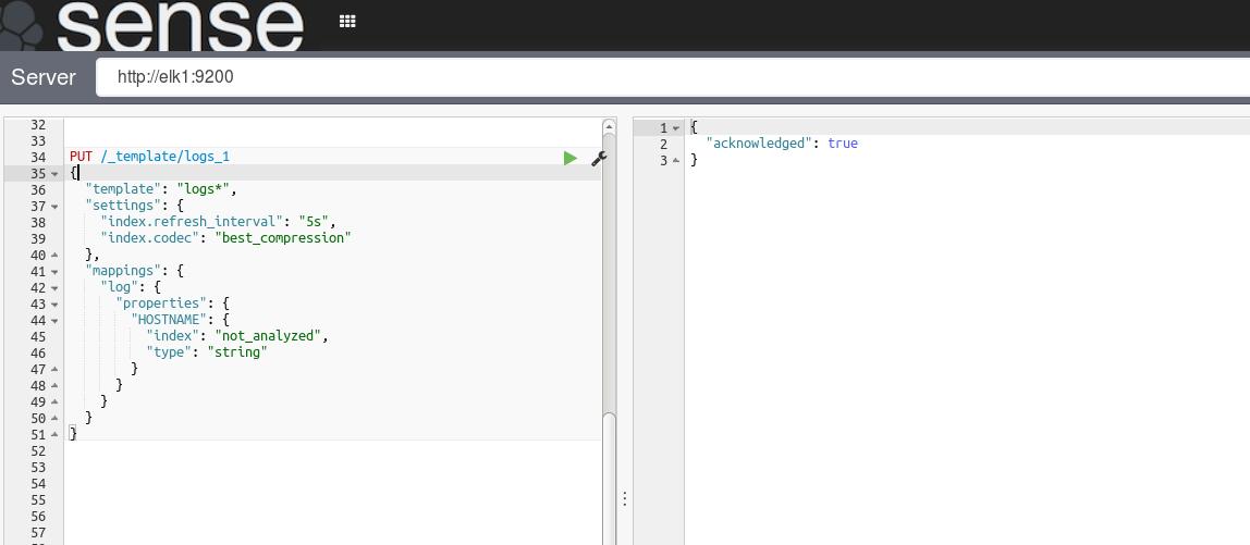 Pushing Cassandra logs into Elasticsearch
