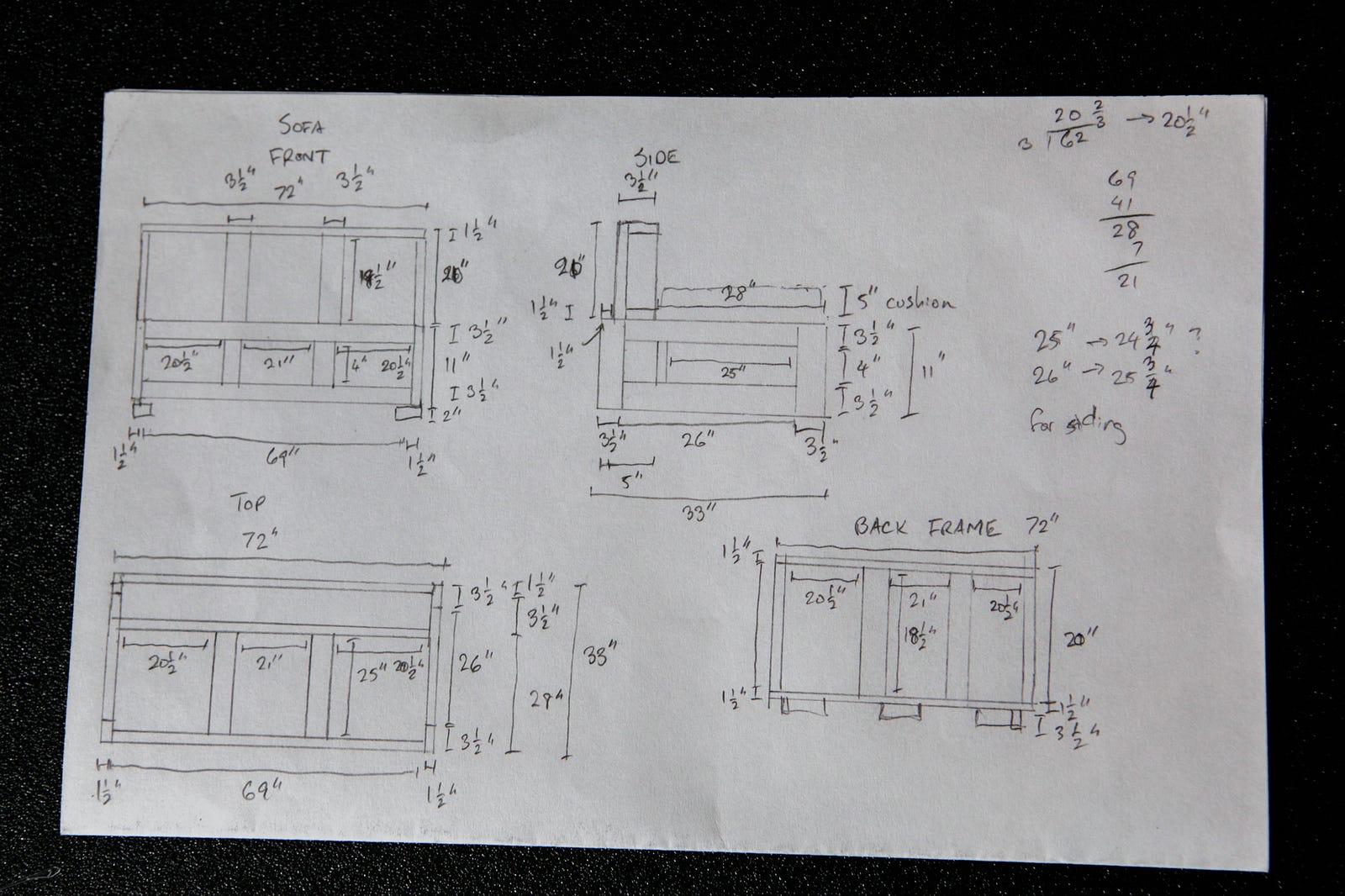 So You Want To Make A Sofa David Hsu Medium