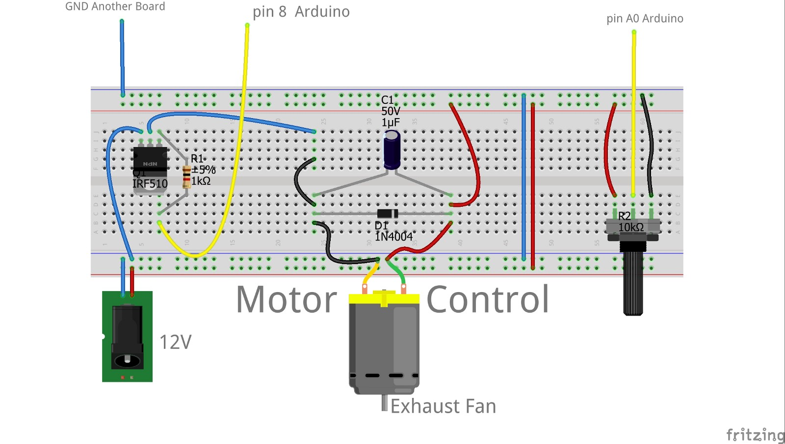 Speed Fan Controller See The Figure This Useful Circuit Reduces