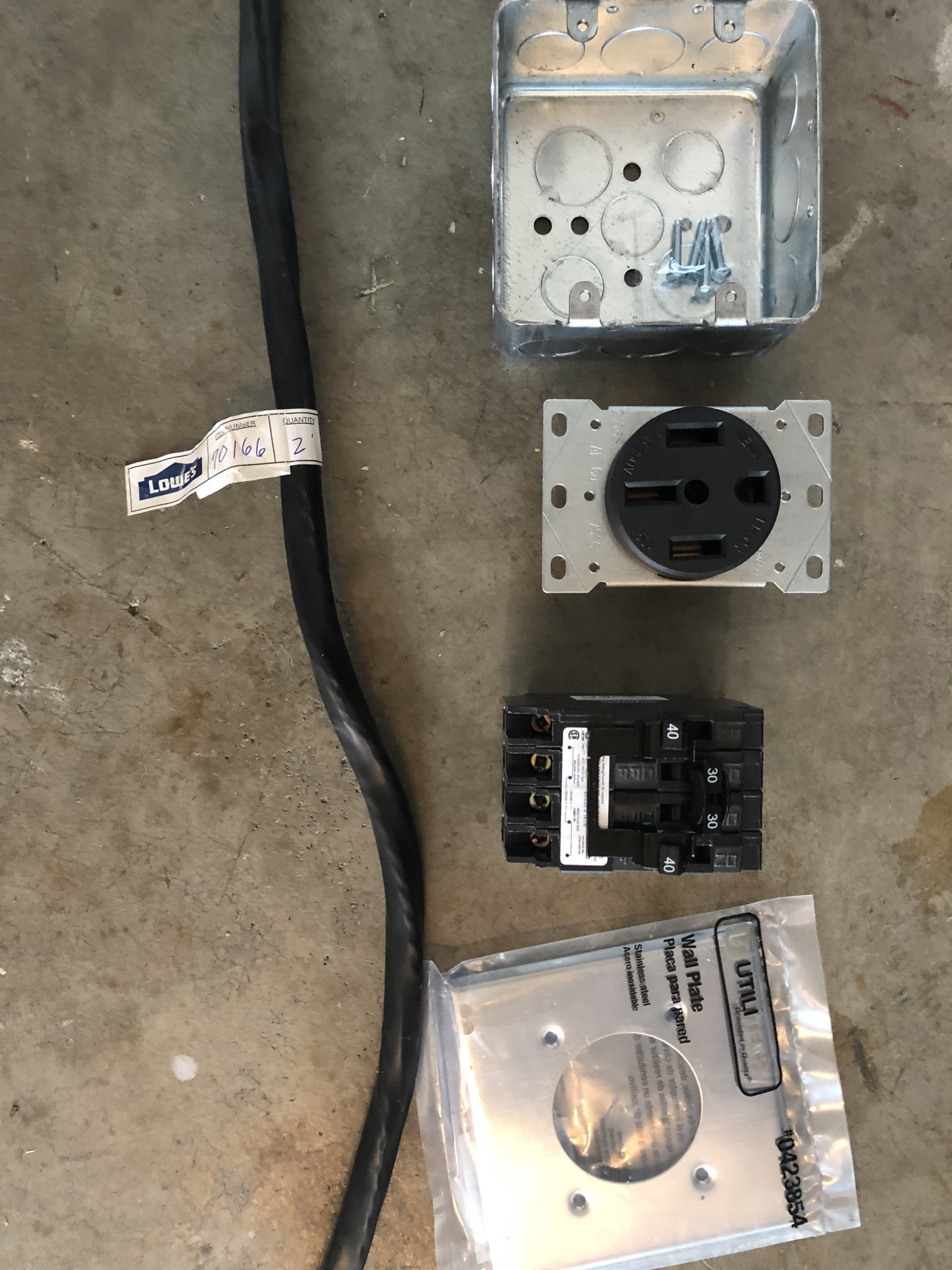 50 Amp Breaker 3 Wire Diagram Charging At Tesla Model 3 32a With 220 Volts
