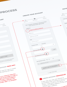 Wireflows also ux glossary task flows user flowcharts and some new ish stuff rh uxplanet