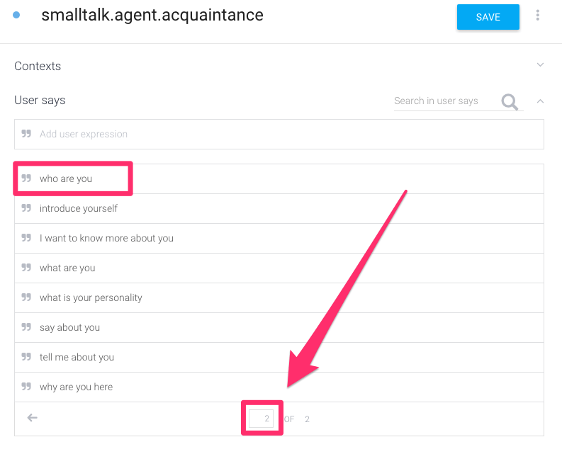 How to use Dialogflow's Small Talk agent — FREE