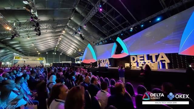 DELTA Summit OKEx Malta Tech Week—DELTA Summit Day 1