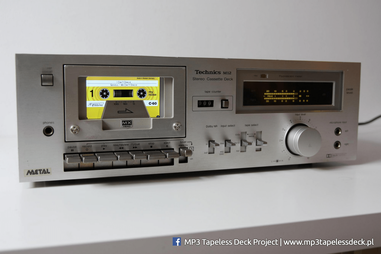 Playback Amplifier For Cassette Deck