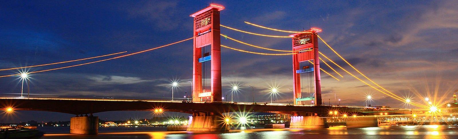 Sejarah Singkat Kota Palembang  Muhammad Asyrof  Medium