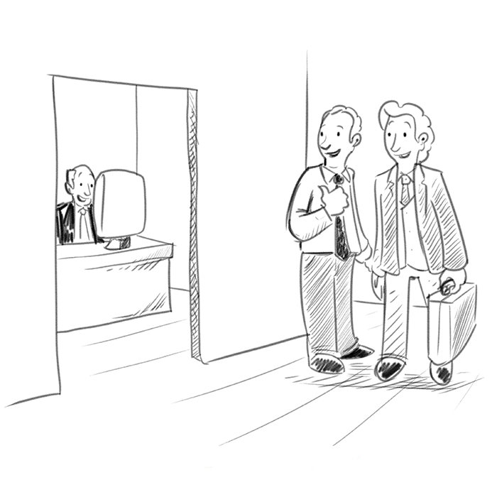 Not from the New Yorker – The Nib