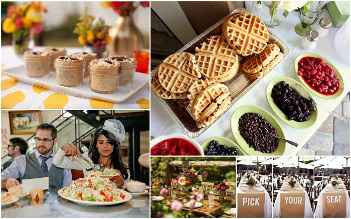 11 Reasons, Why The Brunch Weddings Are So Amazing?