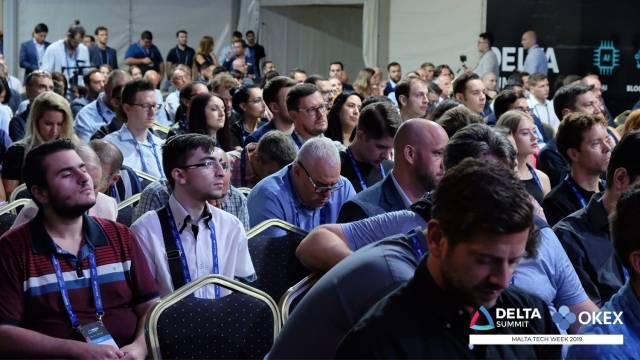 DELTA Summit OKEx Malta Tech Week—Evening Launch Event